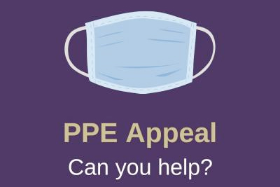 Appeal for businesses to donate PPE for frontline workers