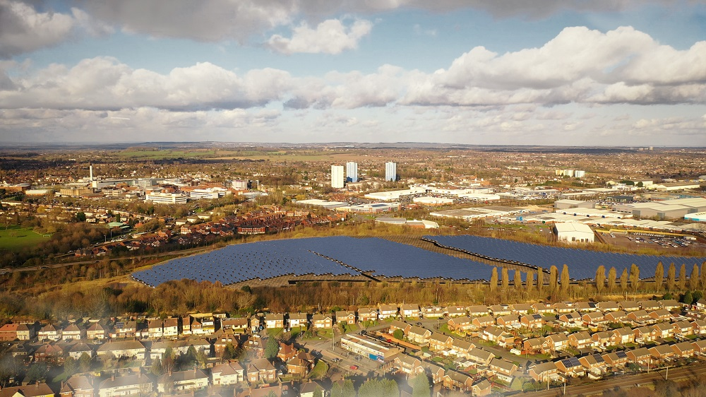 City of Wolverhampton Council has announced plans for its first solar farm to be developed to power New Cross Hospital with renewable energy